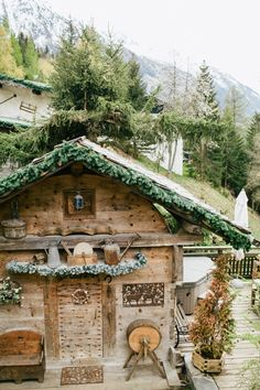 """""""""""Chalets Philippe,"""" chalets in Chamonix France"""". lovely"""