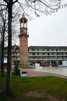 Clock Tower Grevena, Greece / Γρεβενά Κεντρικό Ρολόι