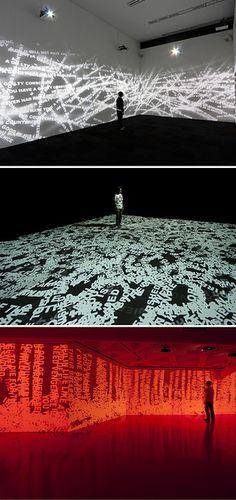The Seven Seals #ravenectar #art #installation #modern #contemporary #design