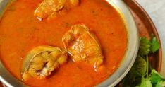 Sura Meen Kuzhambhu   Shark Fish Indian Curry Recipe    Who doesn't love hot steaming rice with spicy tangy fish curry along with a porri...