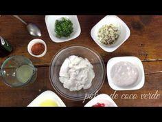 Ceviche de Polpa de Coco | Belle Verte