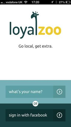 Loyalzoo is designed to connect local, independent merchants to their customers, and to offer them rewards for repeat business. http://www.loyalzoo.com/app/ #titanium