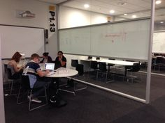 Macquarie University Library - Small Group Study Areas