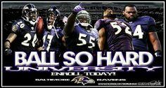 Ball so hard :-)