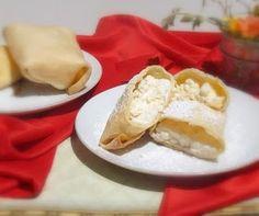 Cheese Blintz - Easy make-at-home recipe...