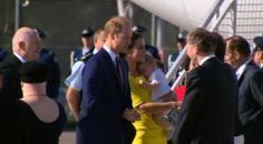will and kate in sydney | thumbs will kate and baby george are greeted in sydney FLUFF: Prince ...