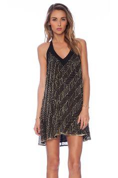 NBD NBD Beaded Envy Dress Black