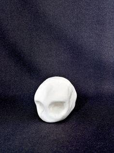 Untitled (Model for a Skull), 2016, inkjet print, 86x64 cm