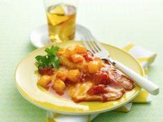 BBQ Mango Tilapia from CookingChannelTV.com