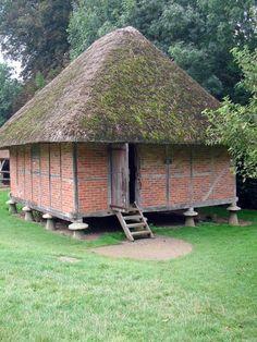 18th century brick granary: NEN Gallery