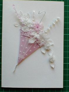 Bridal Shower Card by maria.interest