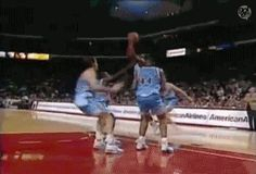 GPOMJW: The Greatest If you don't think this is Michael Jordan's single best offensive basketball play, circumstance notwithstanding, what's wrong with you? [Watch the video here] This is far more...