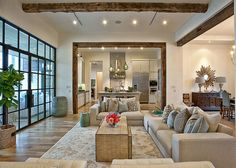 Home Living Room Design. 20 Beautiful Home Living Room Design. top Living Room Design Ideas [the Best Tips for Your Next Home Living Room, Interior Design Living Room, Living Room Designs, Living Room Decor, Kitchen Living, Open Kitchen, Living Spaces, Dining Room, Living Area