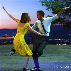 There's magic in this city.  #LALALAND