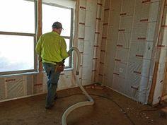 BIBS Install custom 2700 sq ft Fern Prairie WA Www.coppercreekhome.com