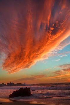 Garrapata State Beach, Big Sur, California, by Don Smith