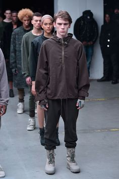adidas Originals & Kanye West's Yeezy Season 1 (7)
