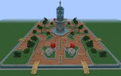 Minecraft Grand Central Park