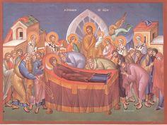 Κοίμησις της Θεοτόκου / Dormition of the Theotokos