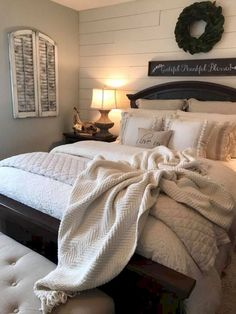 88 Best of The Best Farmhouse Bedroom Design Ideas