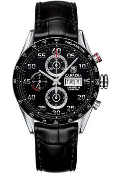 TAG HEUER AUTOMATIC CARRERA LTD EDITION
