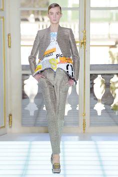 Balenciaga Fall 2010 Ready-to-Wear Fashion Show - Sigrid Agren (Elite)