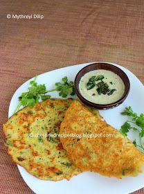 Chettinad Recipes: Adai recipe