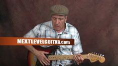 Learn how to play John lee Hooker blues inspired guitar song Boogie Chil...