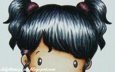 Colouring Black Hair  (3-2012)