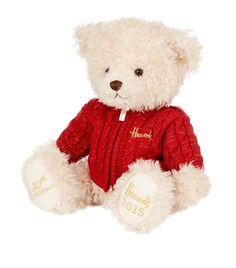 Harrods Christmas Bear 2015 Benedict | Harrods