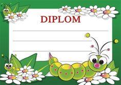 Diplom A5 Dětský