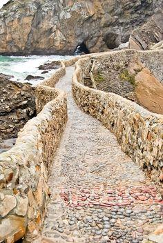 Basque Country, Bizkaia, San Juan de Gaztelugatxe  www.facebook.com/loveswish