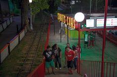 Sports Ride at Night
