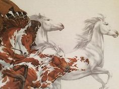 Eagles Flight by Bev Doolittle Limited Edition from Where Silence Speaks