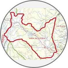 Estos son los mapas que tiene el Instituto Geográfico Agustín Codazzi (Igac), para dar respuesta a la situación actual de los límites entre Cauca y Huila. Como se observa, el área en pleito limítrofe está en medio de los municipios de Puracé en el Cauca y La Plata en el Huila/ Gráficos, Instituto Geográfico Agustín Codazzi.