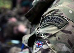 Royal Marine Commando..I know im not British but England is all ive ever known since I was young and England and it's people have given us so much. .so marines gives me a chance to repay :)