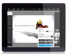 Feb 27 Announcement: Adobe releases Photoshop touch for the iPad.