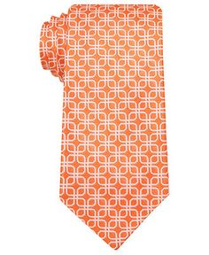 Geoffrey Beene Tie, Geo Squares - Mens Ties - Macy's