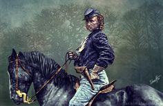 George Custer by addichim