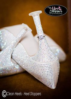 Perfect on your wedding shoes