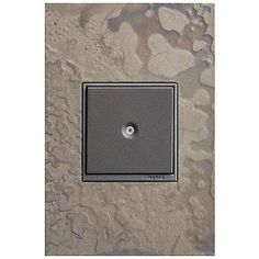 Hubbardton Forge Wall Plate by Legrand Adorne at Lumens.com