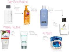 Face Routine