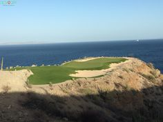 Golf course in Villa del Palmar, Islands of Loreto #mexico #golf #outdoors #travel