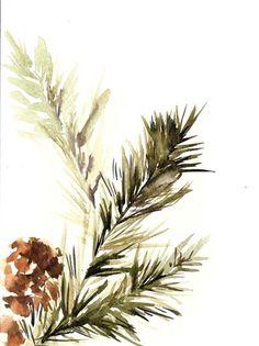 Pine+Leaves