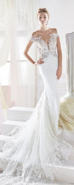 375c38e94477 Nicole Spose Wedding Dresses 2018 You ll Love. Abiti Da SposaAbito ...