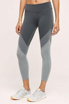 Grayscale Leggings #anthropologie
