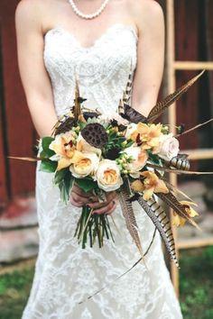Nashville Country wedding by Ulmer Studios - magnolia rouge Lace Wedding Dress, Fall Wedding Bouquets, Autumn Wedding, Chic Wedding, Floral Wedding, Dream Wedding, Wedding Dresses, Wedding Ideas, Wedding Flowers