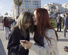 Yg Entertainment, South Korean Girls, Korean Girl Groups, Blackpink Youtube, My Girl, Cool Girl, Jennie Lisa, Ariana, Blackpink And Bts
