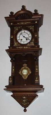 Lenzkirch Balkon Freischwinger–ca.-1880 in Antiquitäten & Kunst, Mobiliar & Interieur, Uhren   eBay