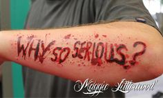 why so serious tattoo design - Αναζήτηση Google